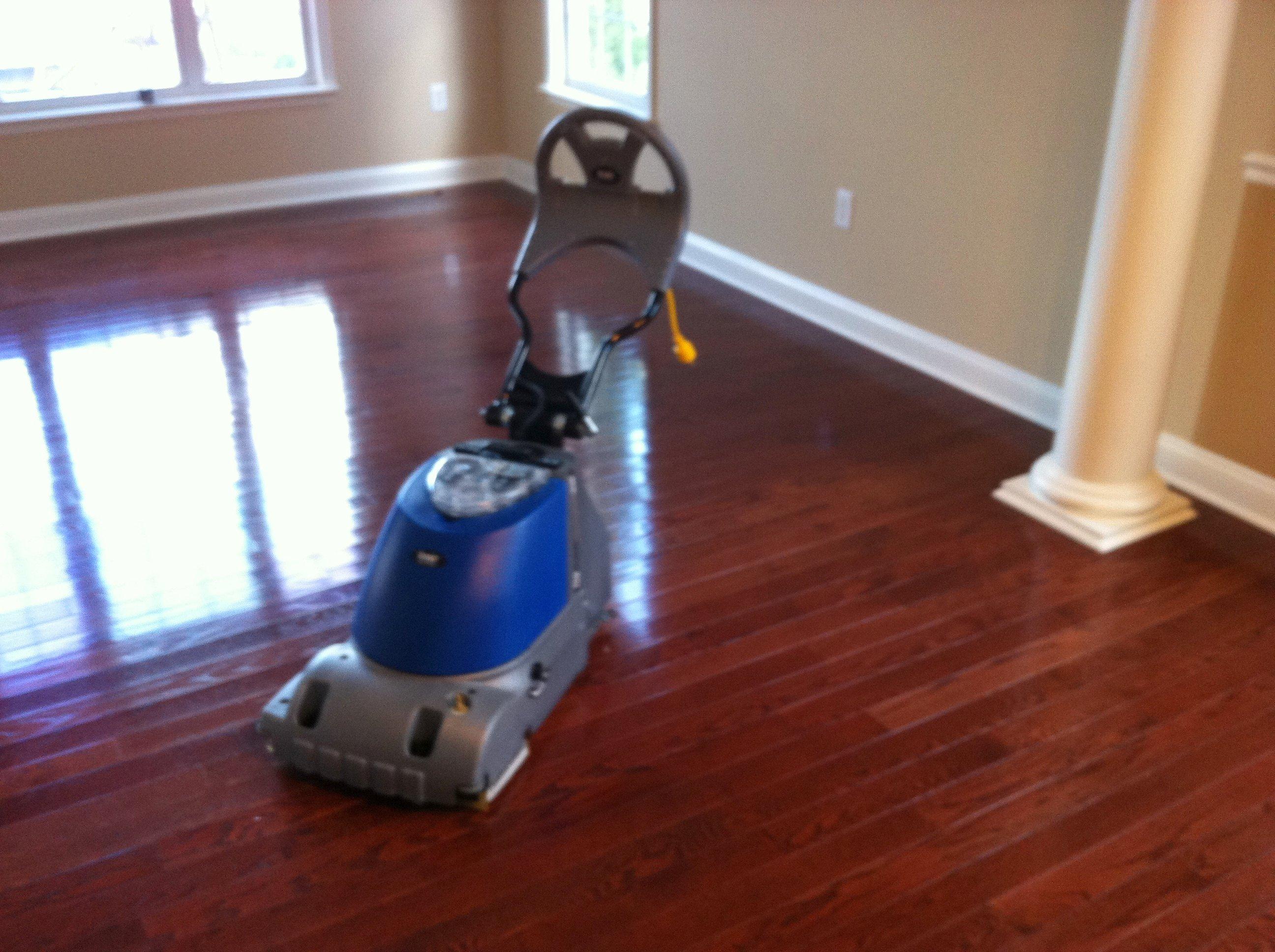 Hardwood Floor Cleaner Machines